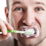 お口の中の清掃用具についてのイメージ